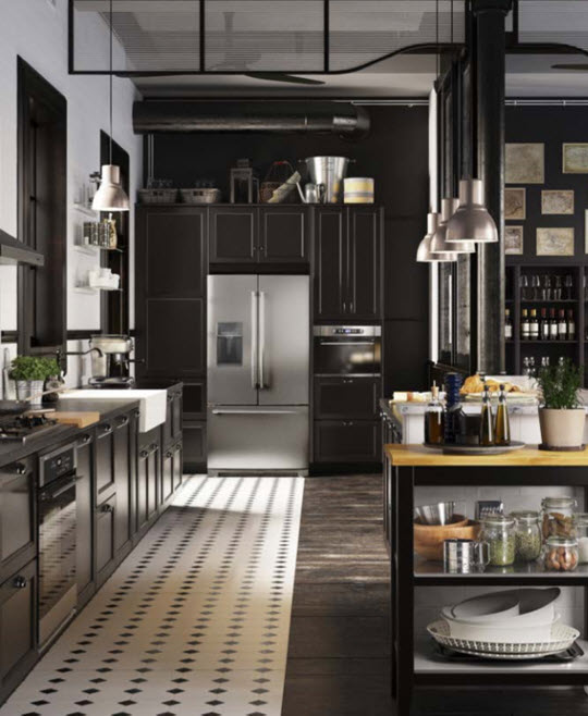 Devastated just devastated half classic six - Stylish ikea kitchen cabinets for functionally attractive space ...