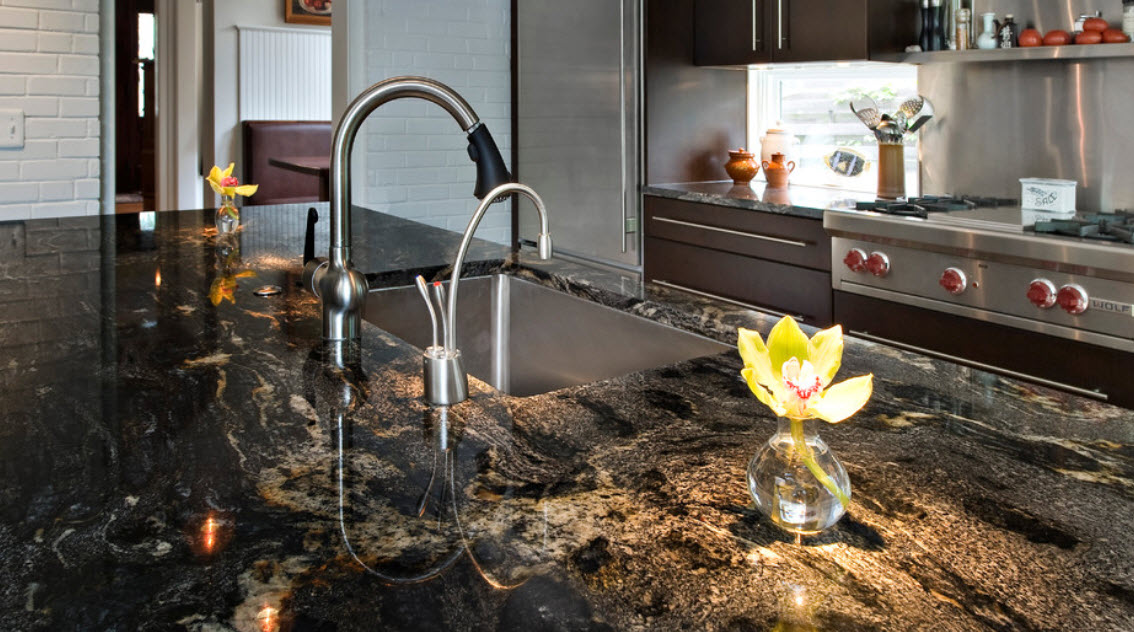 There Is No Denying That Granite Can Be Stunningly Beautiful.  Unfortunately, It Has Been