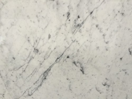 Cararra Marble may be at the lower end of the marble spectrum, but it is still very beautiful and will be perfect for our kitchen.