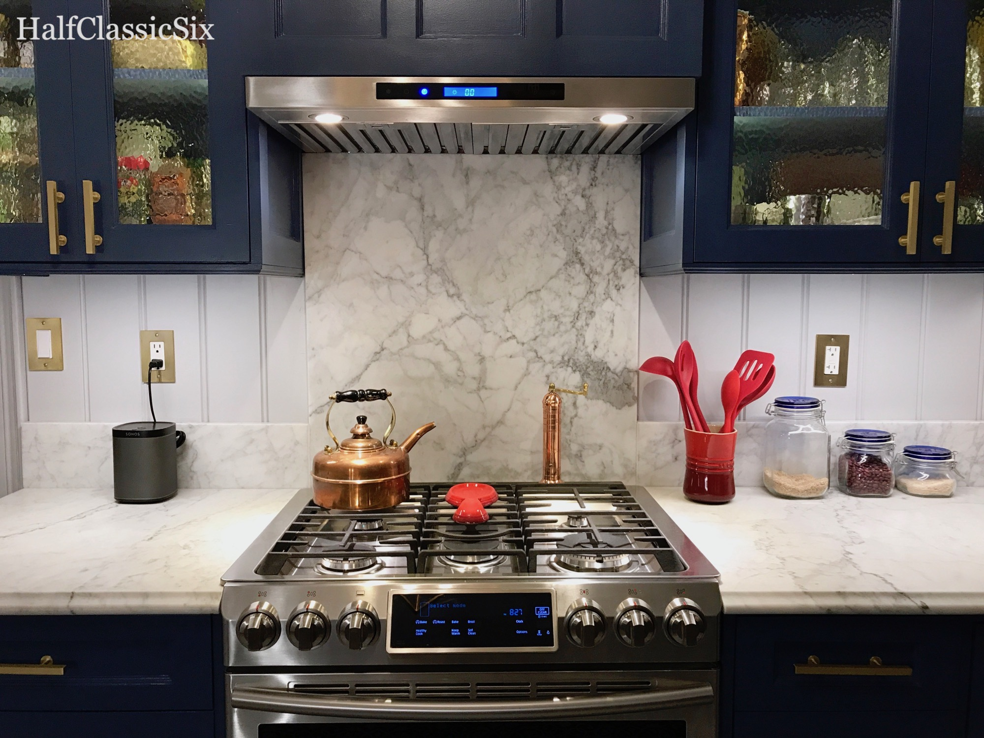The Kitchen is Finished... Finally! - Half Classic Six