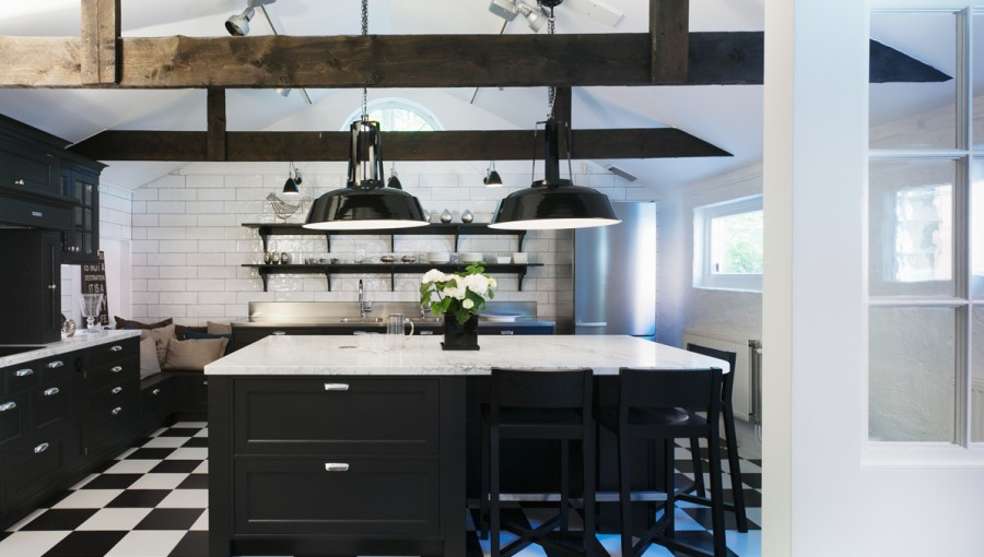 Stunning Black Ikea Kitchen Available To The Rest Of Planet But Not Us